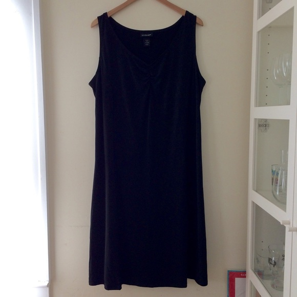 1d5eb0a125edf Lane Bryant Little Black Dress Size 18 20